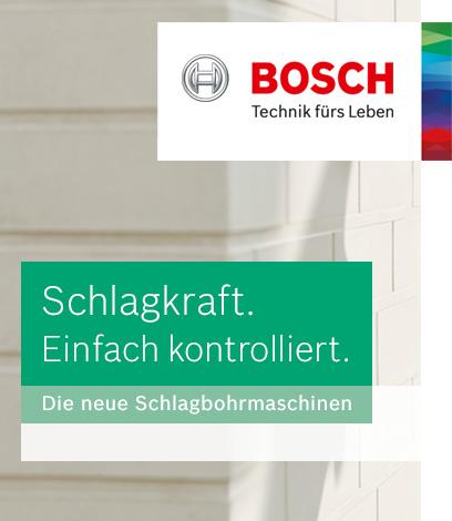 Bosch Impact Drills Schlagbohrmaschinen