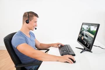 Anwendungsbeispiel PC-Headset
