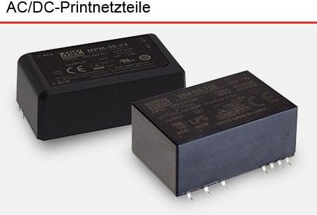 AC/DC-Printnetzteile