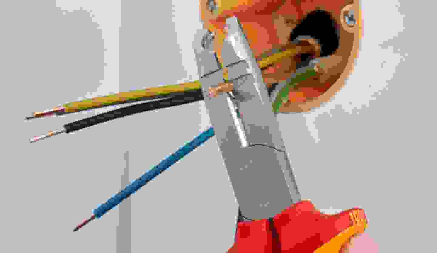 Mechanische Abisolierzangen