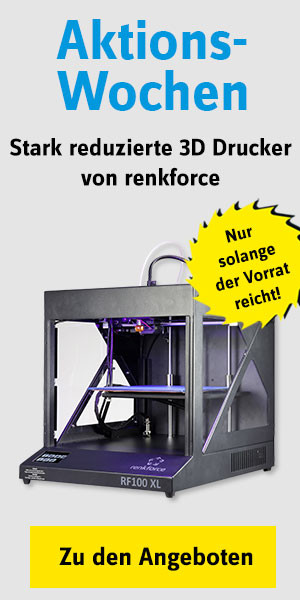 3D-Drucker-Aktion