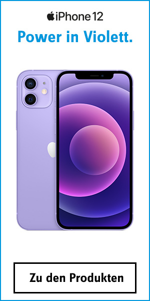 Apple iPhone 12 Violett