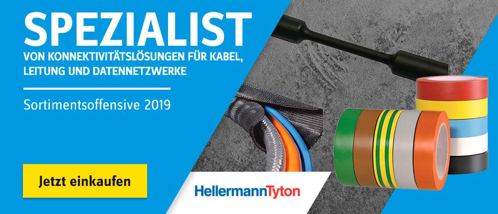 Hellermann Tyton – Wir bieten Lösungen für Ihre Anwendungen!