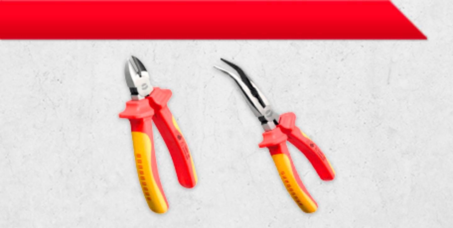 Toolcraft Handwerkzeuge VDE