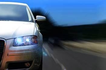 Automotive lyskilder