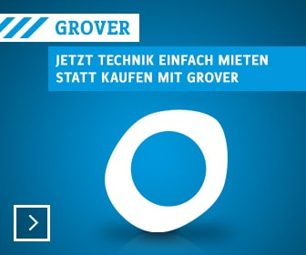 Grover - Mieten statt kaufen