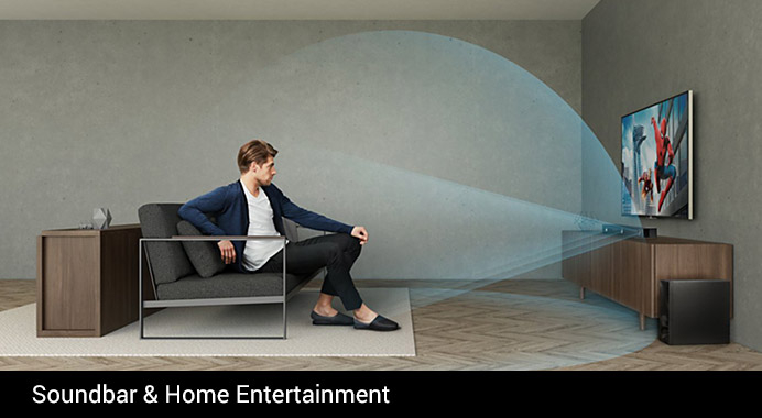 Sony Soundbar & Home Entertainment