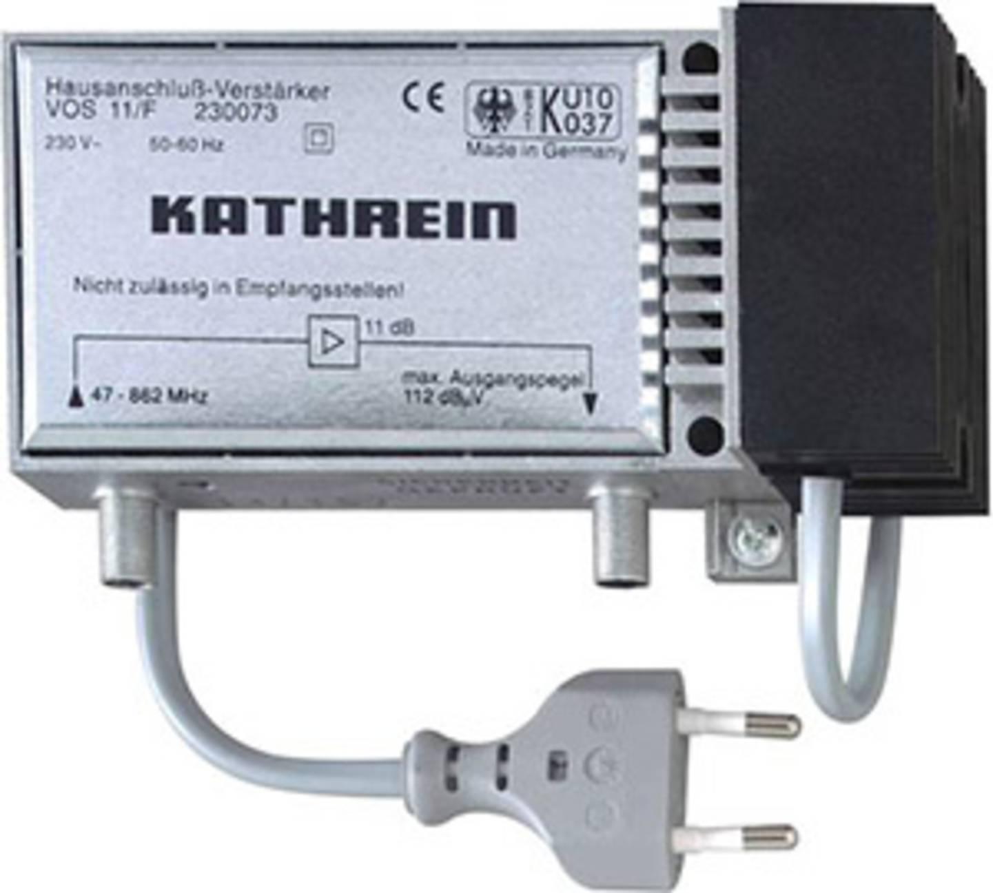 Kabel-TV Verstärker
