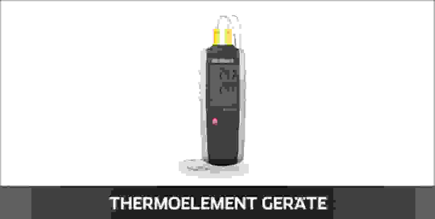 VOLTCRAFT Thermoelement Thermometer