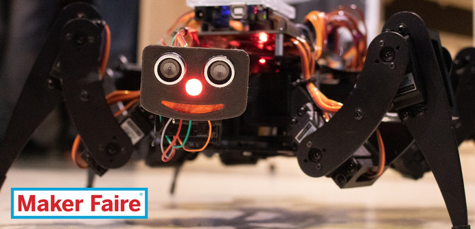 Maker Faire - Robobug
