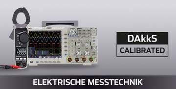 VOLTCRAFT Elektrische Messtechnik DAkkS kalibriert