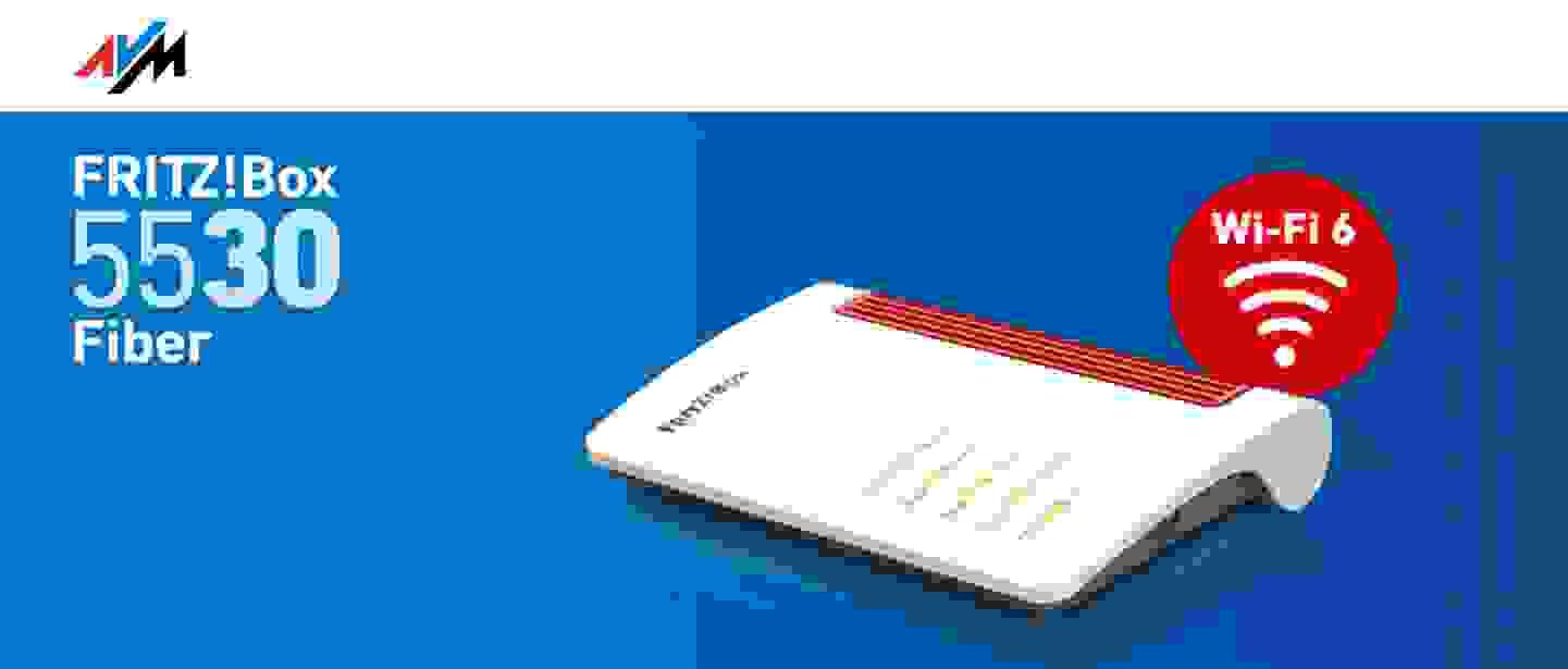 FRITZBOX 5530 Fiber