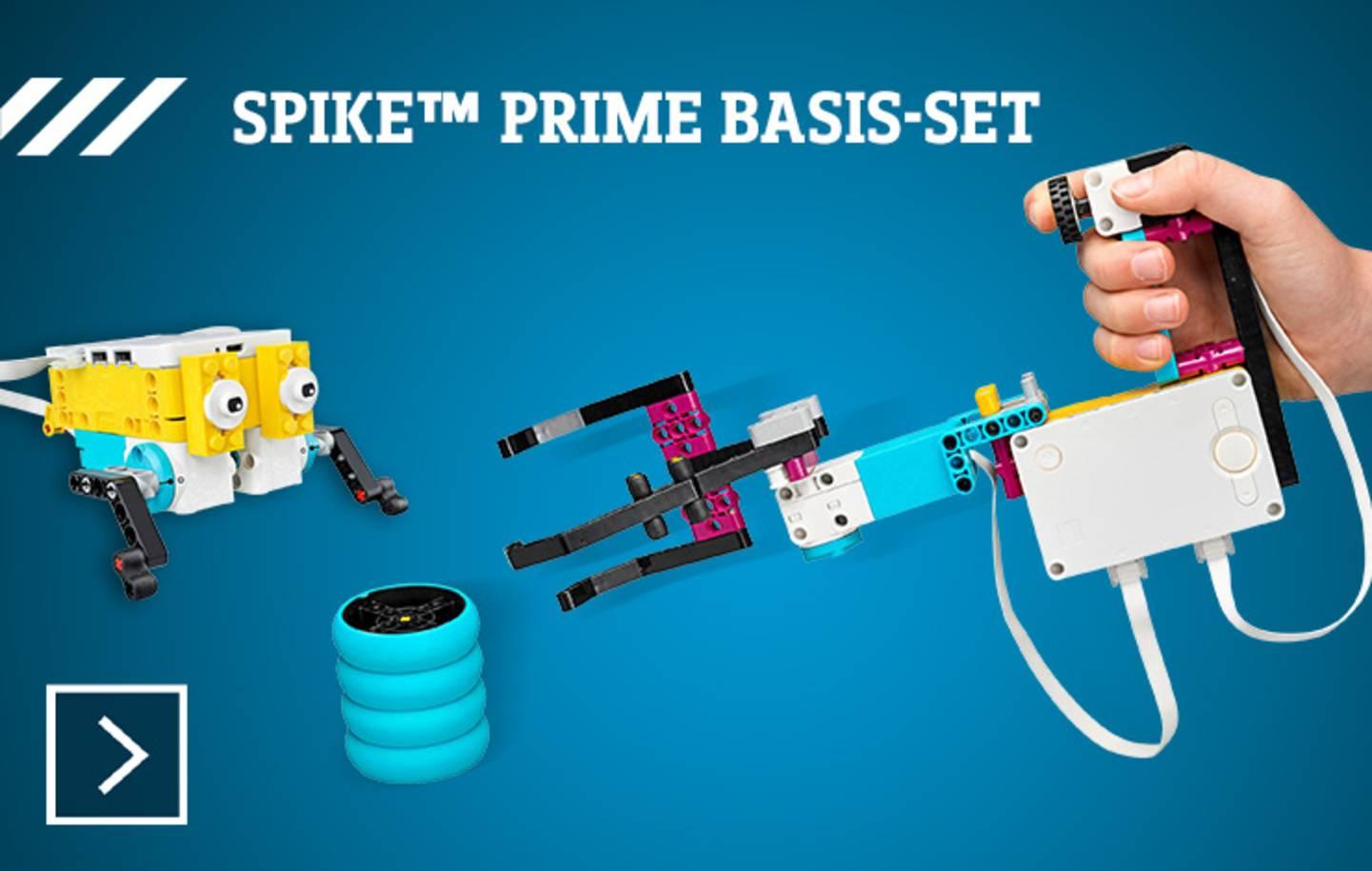 Lego Education - SPIKE™ Prime Basis-Set
