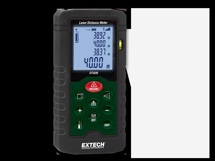 Extech DT100M Laser-Entfernungsmesser