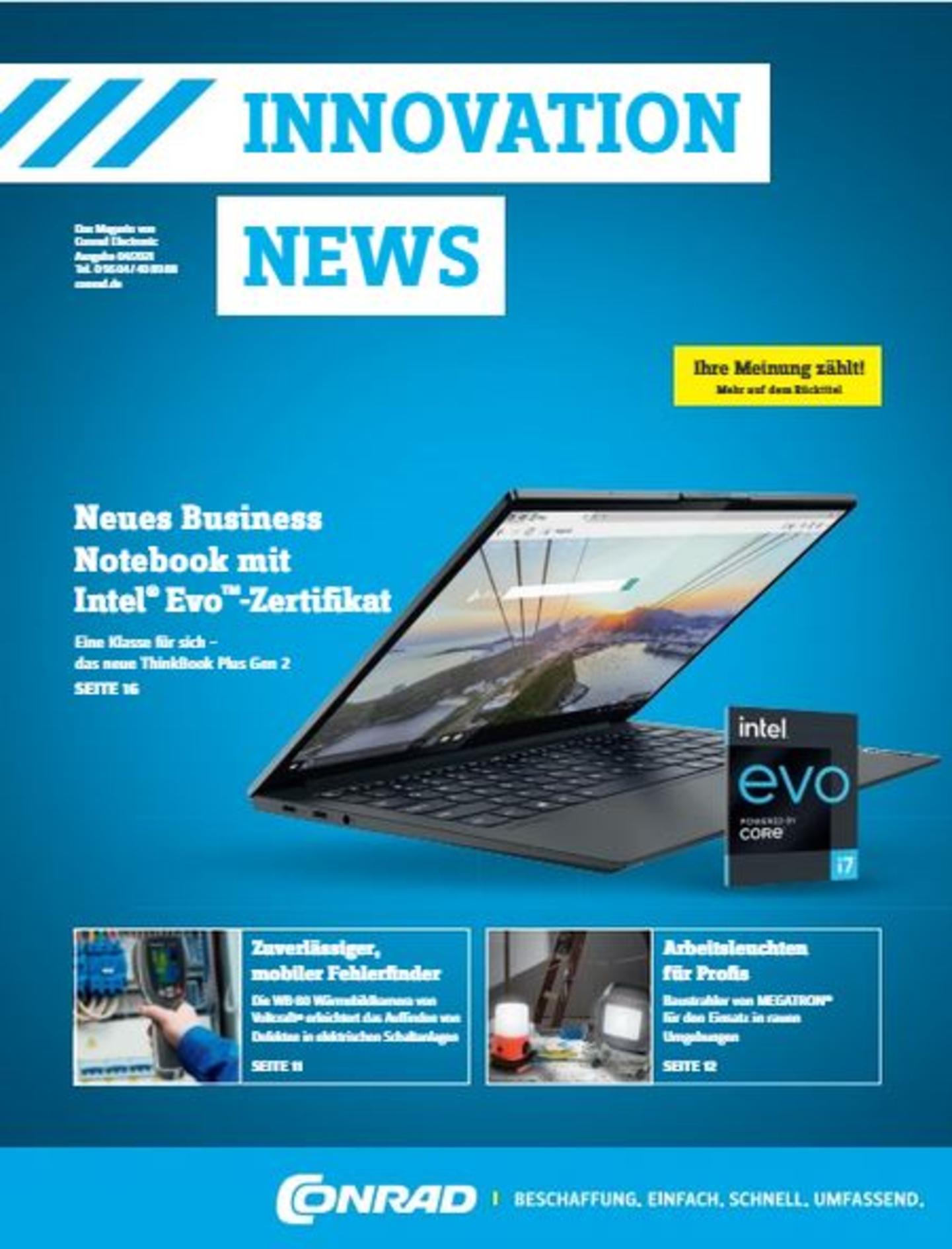 Innovation News 04/2021