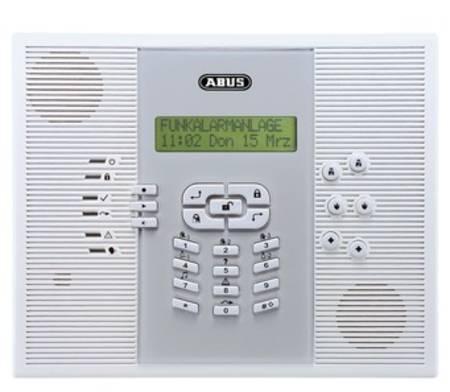 Abus Privest Alarmzentrale