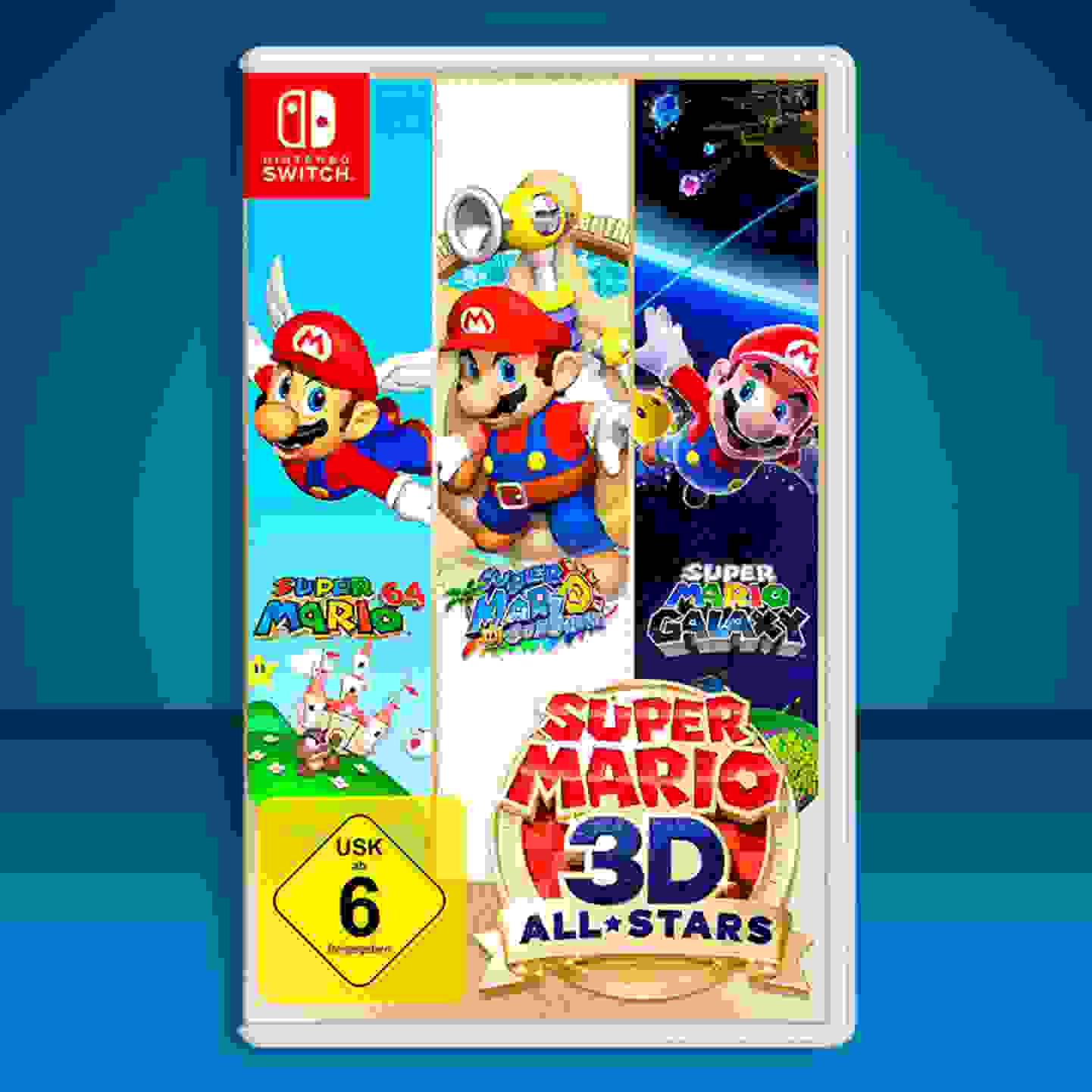 Nintendo Switch - Super Mario »