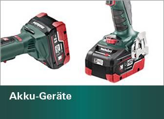 Akku-Geräte