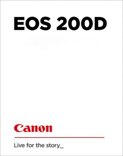 EOS 200D