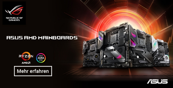 ASUS AMD Mainboards