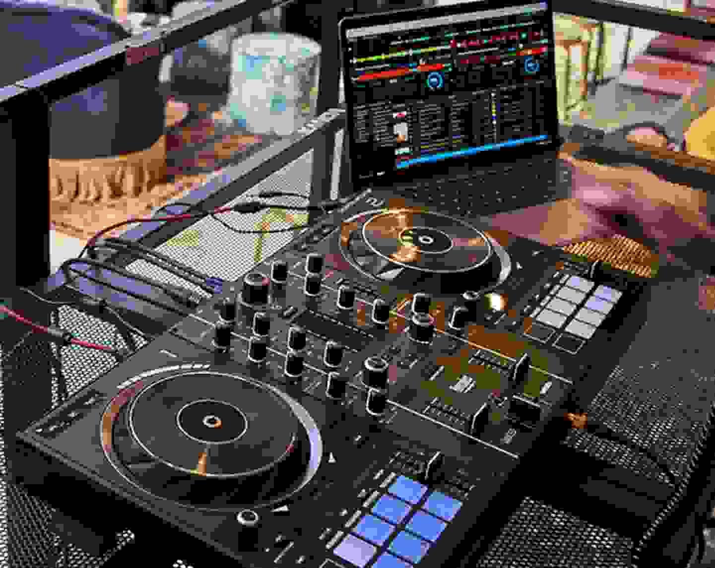 Mixen mit DJUCED