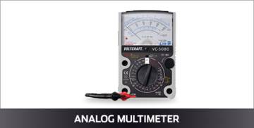 VOLTCRAFT analog Multimeter