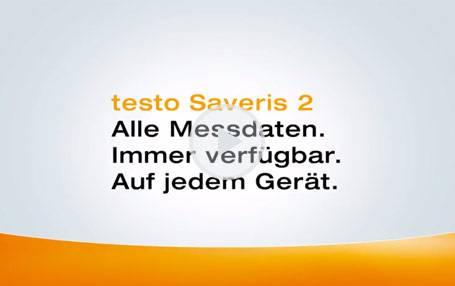 Datenlogger testo Saveris 2: Produktvideo