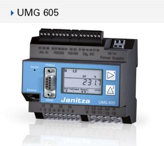 Janitza UMG 605