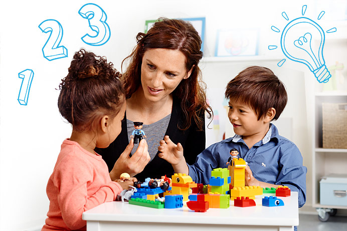 LEGO Education: Vergnügungspark MINT+