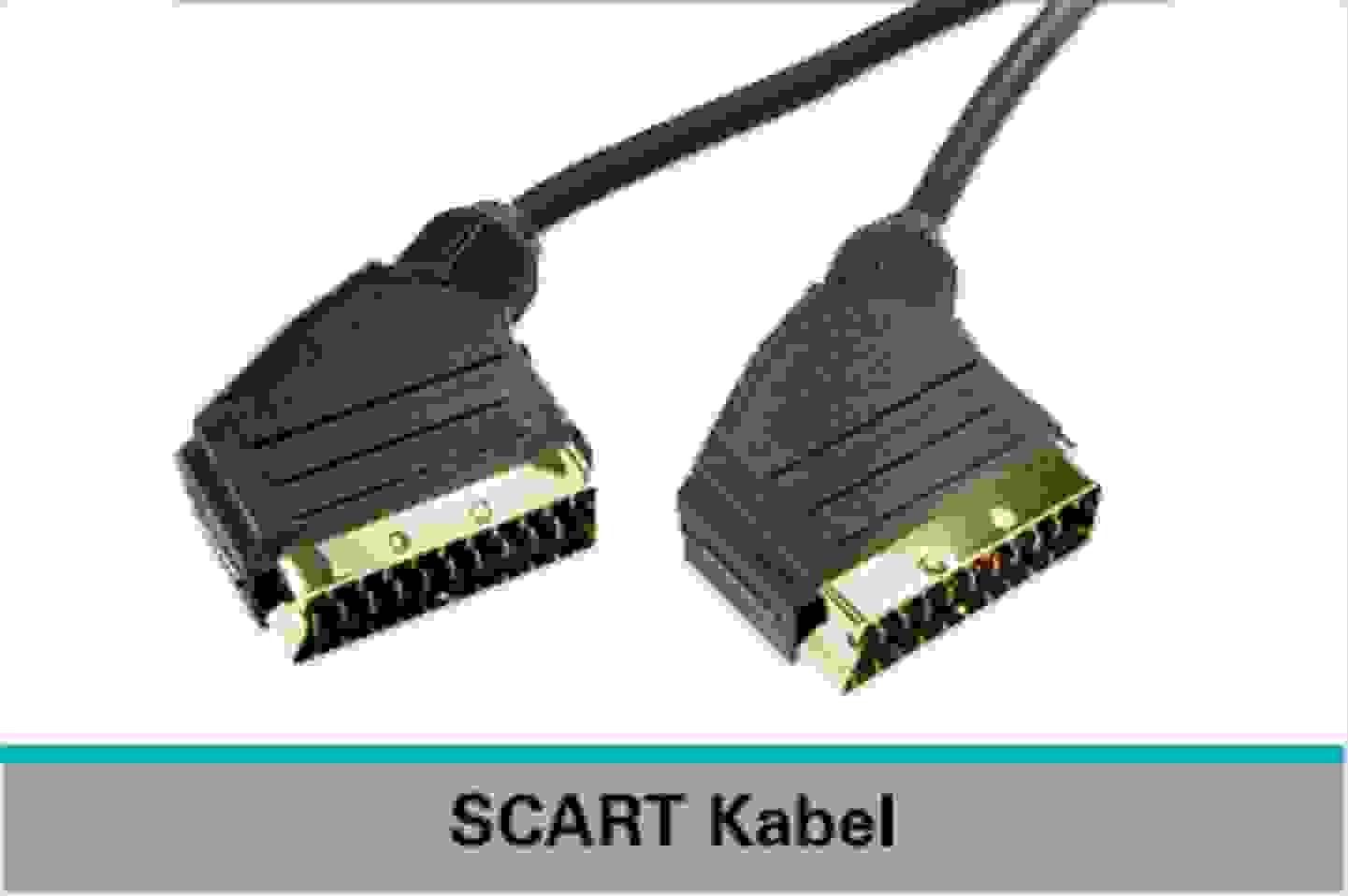 Speaka Professional SCART Kabel