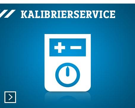 Kalibrierservice
