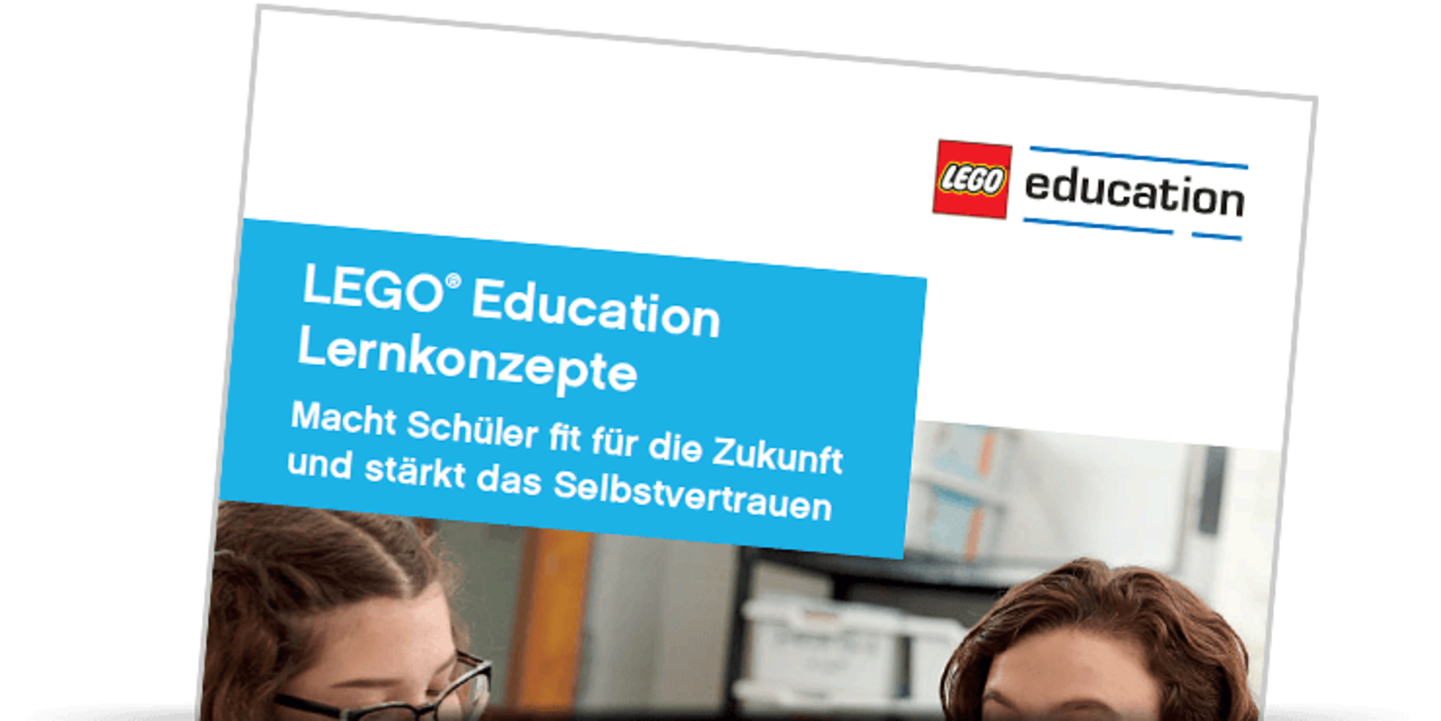 Lego Education Lernkonzepte