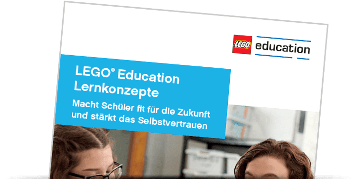 Lego Education Lernkonzepte