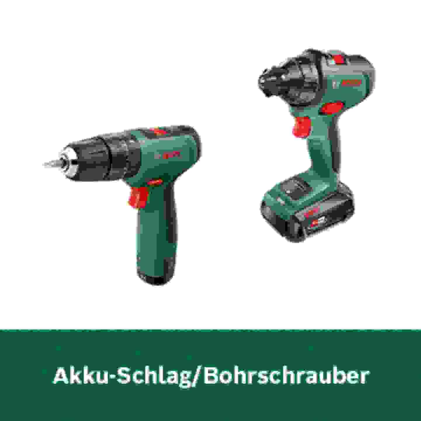 Bosch Akku-Schlag/Bohrschrauber