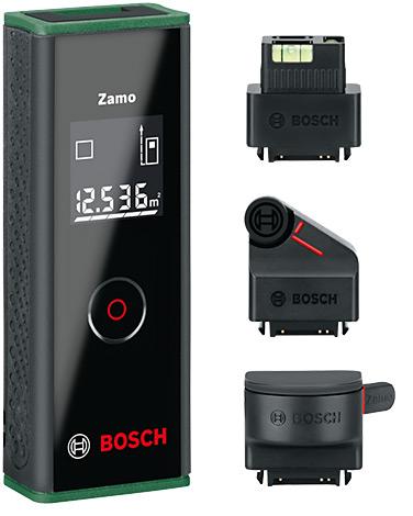 Bosch Laser Entfernungsmesser ZAMO III Set Version