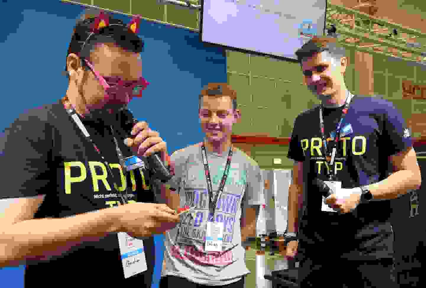 Maker Faire Hannover - Gewinnspiel