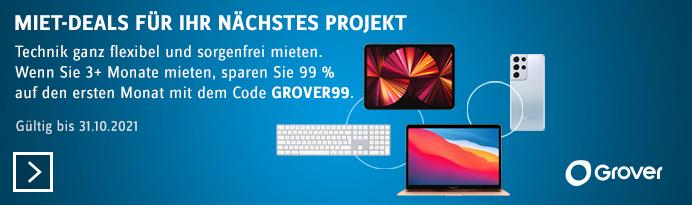Grover Miet-Deals