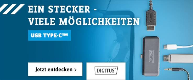 Digitus USB Type C