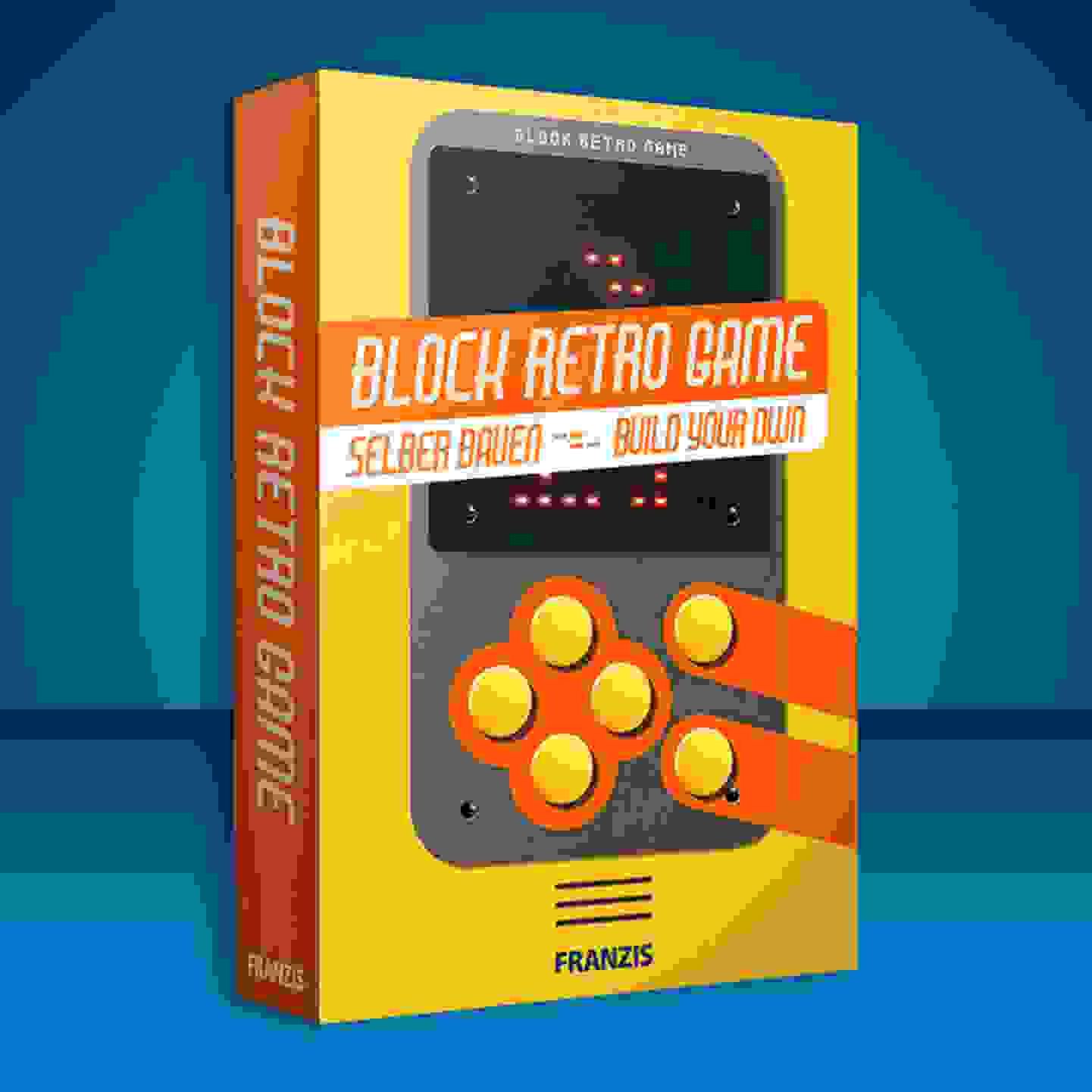 Franzis - Retro Game DIY »