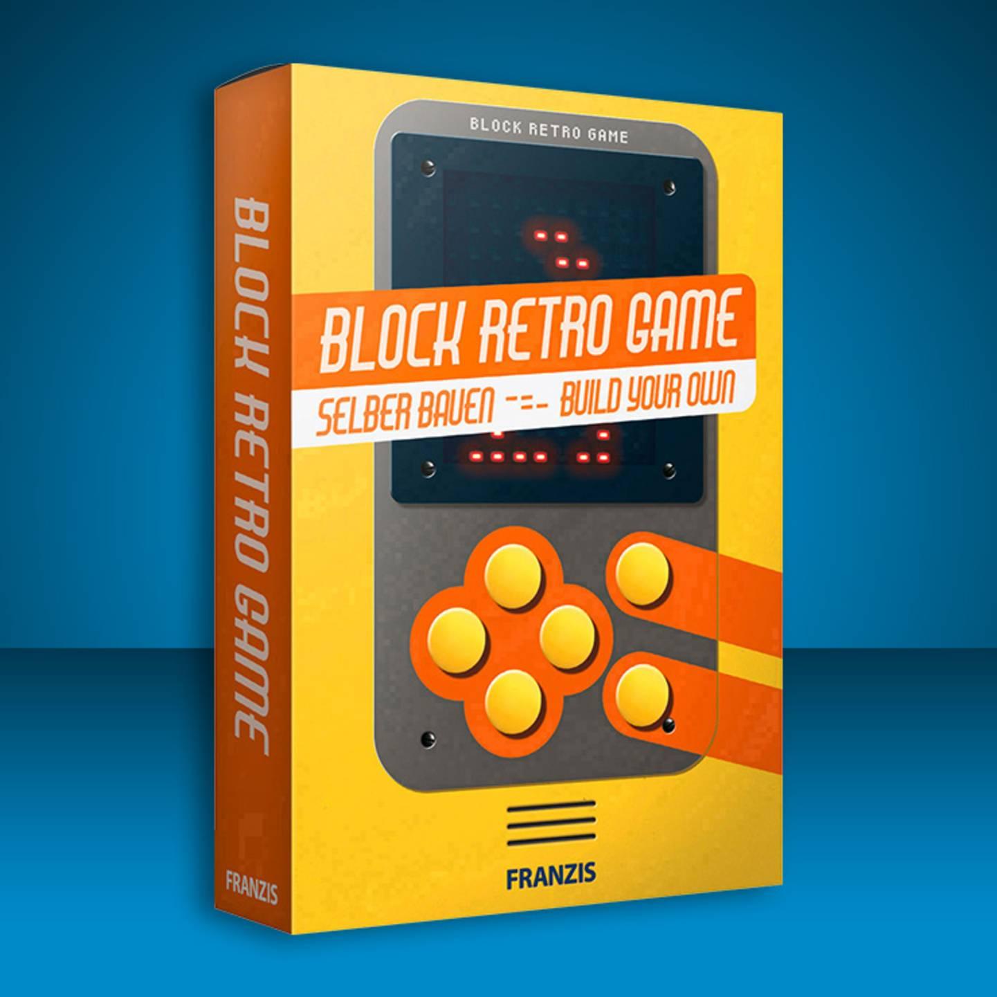 Franzis - Retro Game DIY »