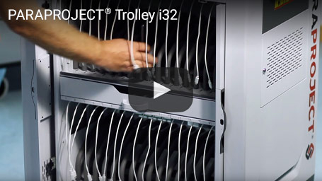 PARAPROJECT® Trolley i32 | PARAT IT