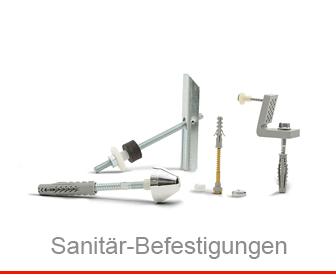 Sanitär-Befestigung