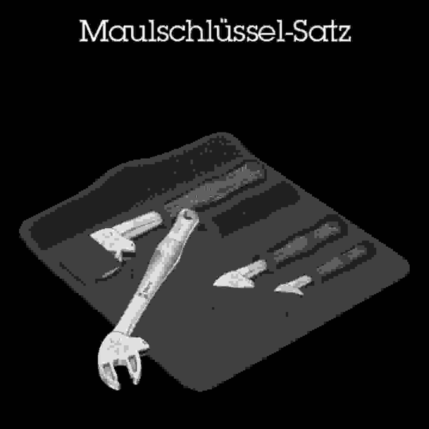 Maulschlüssel-Satz