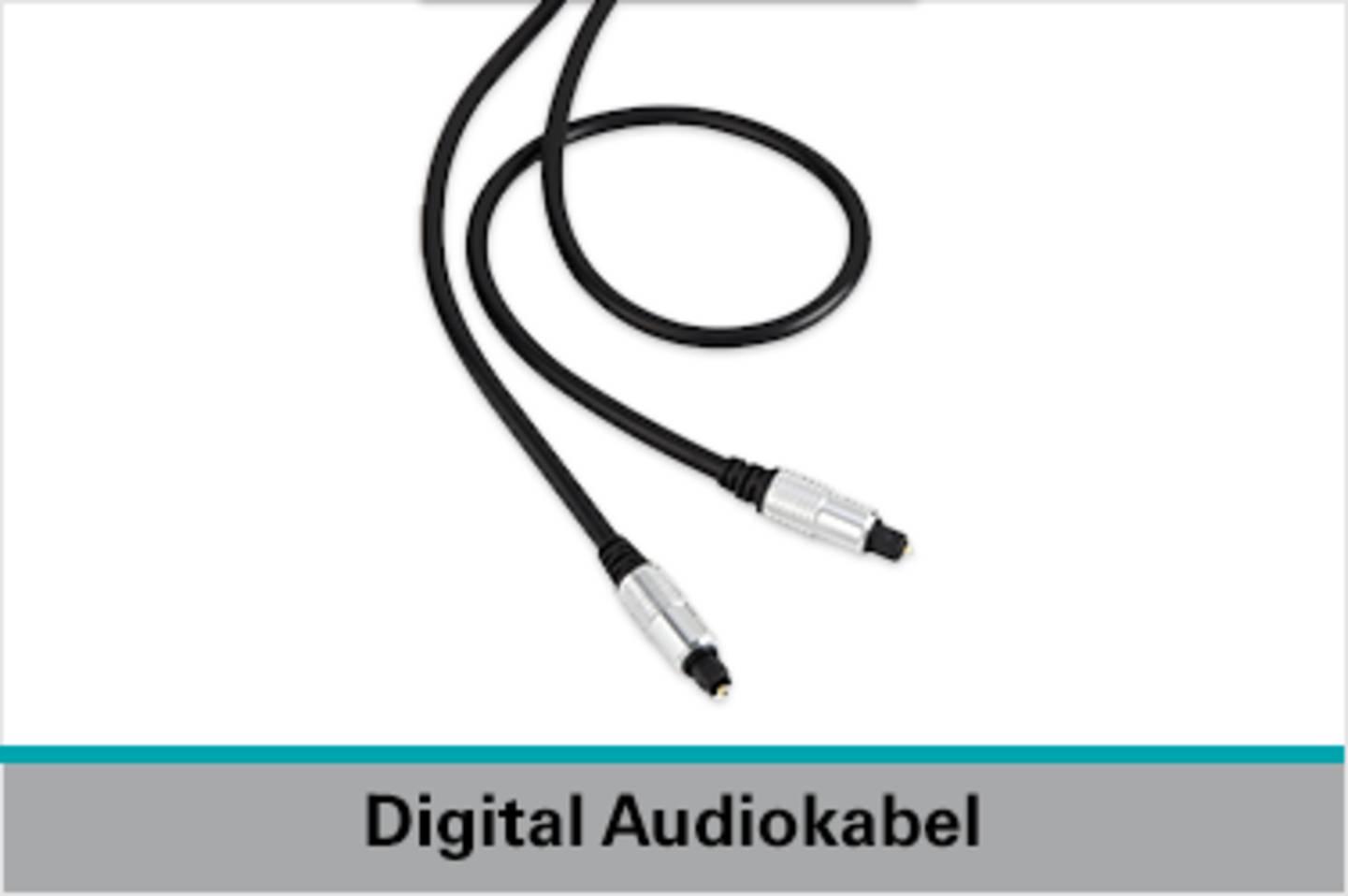 Speaka Professional Digital Audiokabel
