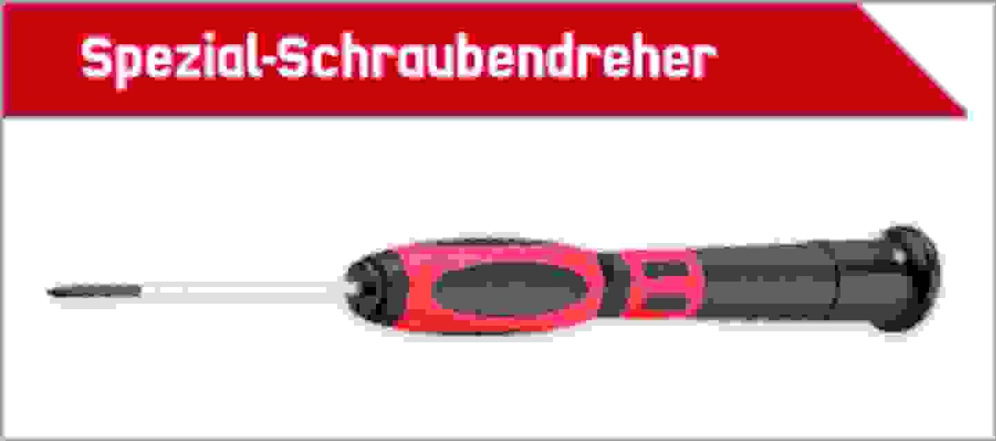 TOOLCRAFT Spezial Schraubendreher