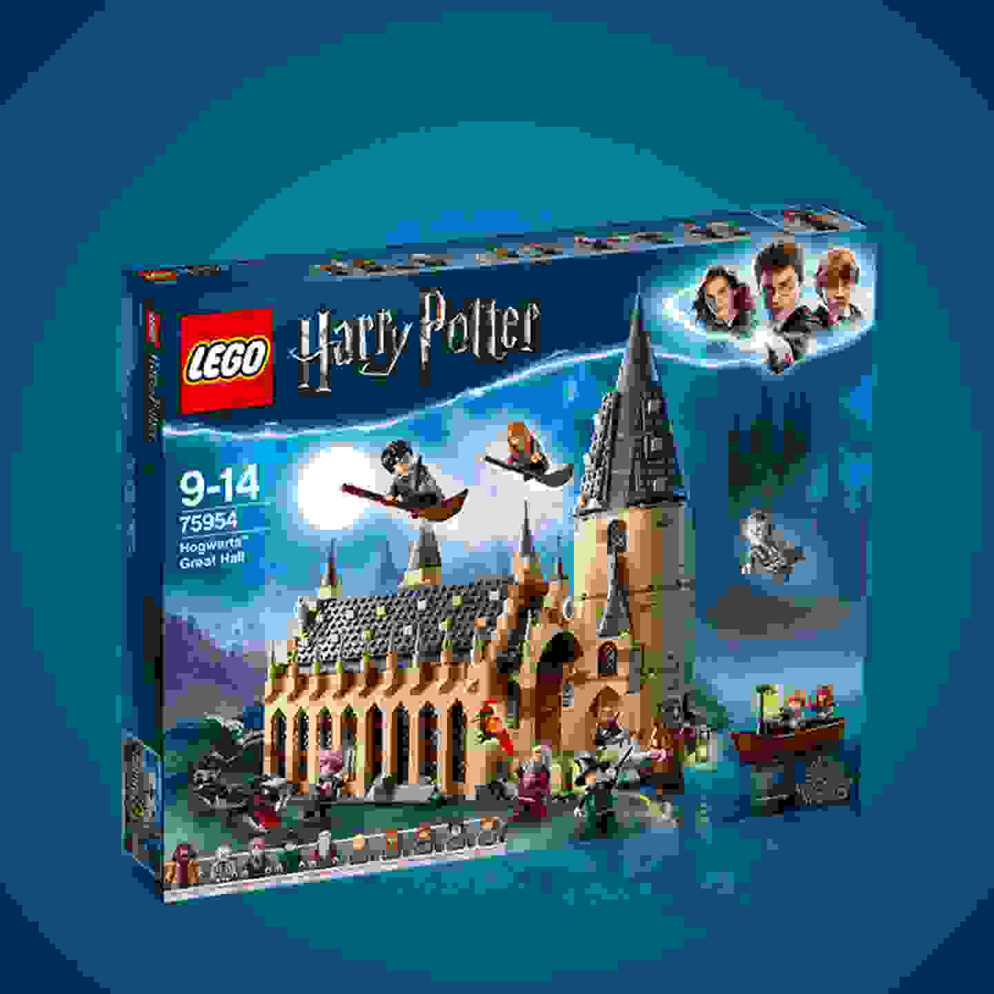 Lego - Harry Potter »