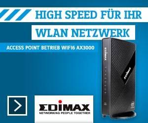 Edimax WLAN Router