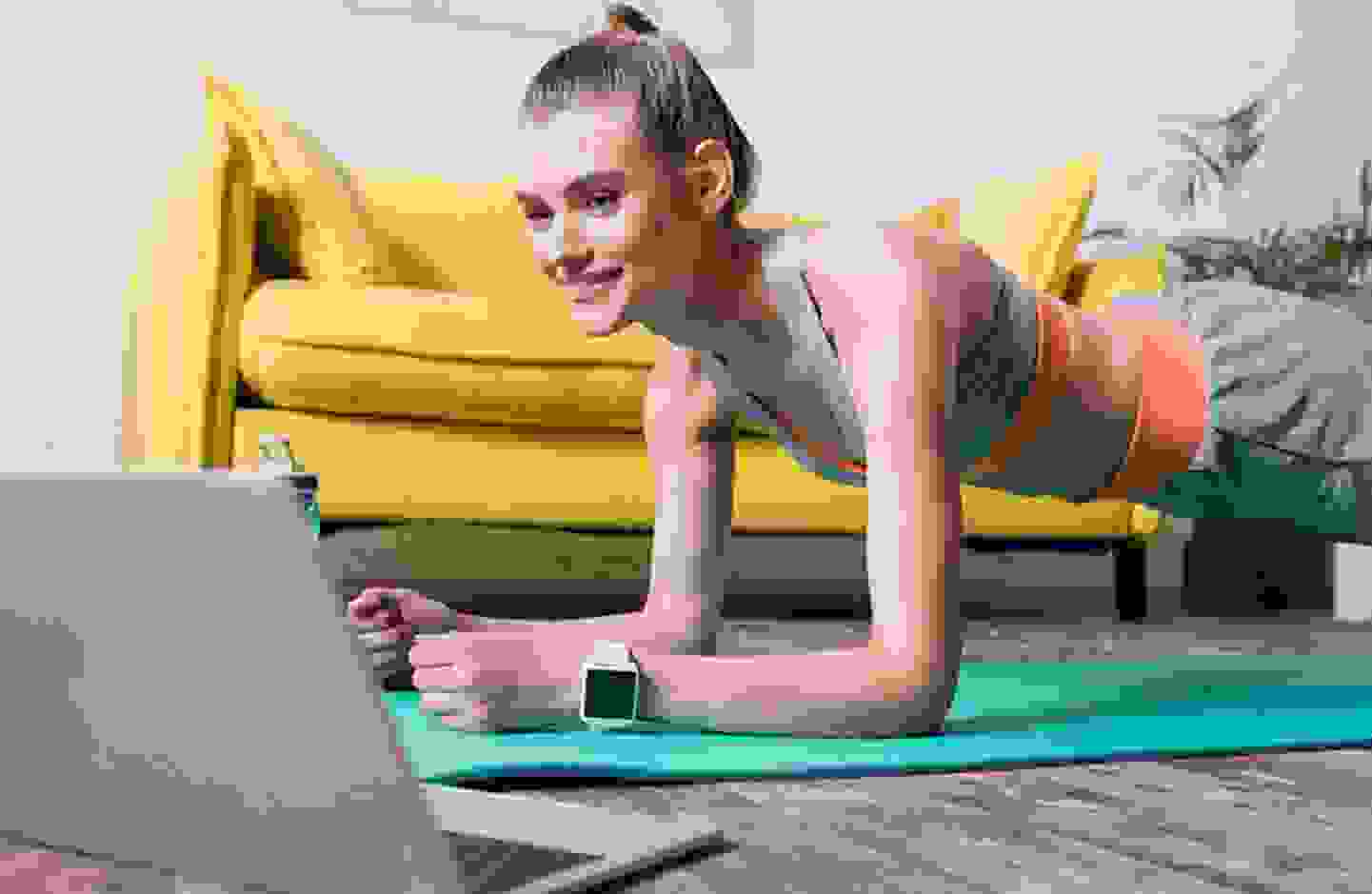 Fitness Zubehör, dass Sie unterstützt »