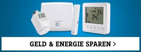 Geld und Energie sparen