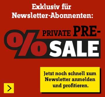 Private Pre-Sale